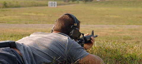 Is the prone position useful in defensive shooting? I don't think so, and here's why.