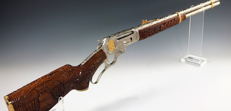 The lever action as a military arm? Yes, it's happened – but not often.