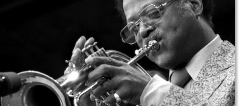 Friday Surprise: Clark Terry, 1920-2015.