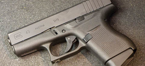 Got a new Glock 43? Looking for holsters and maybe sights??