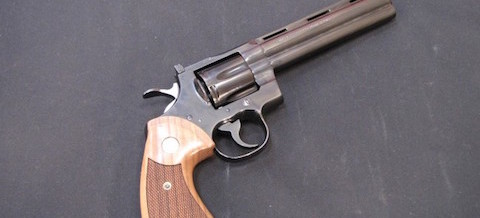 Are the Italians making Colt Python copies?