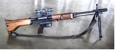 Can a WWII-era rifle be modernized?