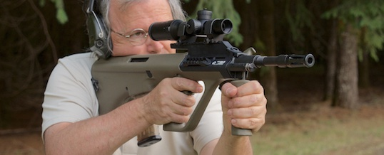 The Bullpup Rifle Experiment, Part 3: what did I learn about the Steyr AUG?