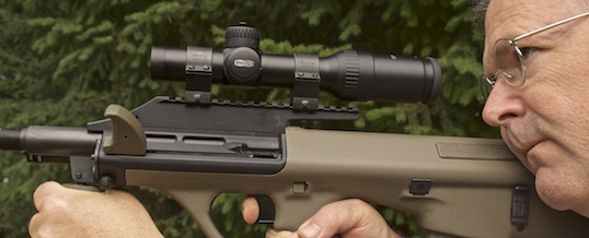 Meopta Optics, Part 2: the MeoTac 1-4×22 RD tactical scope