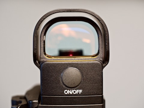 Meopta M-RAD red dot sight protection cage