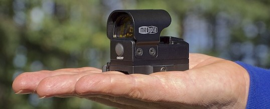Meopta Optics, Part 1: the M-RAD red dot sight