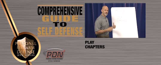 Defensive DVD Review: Comprehensive Guide To Self Defense