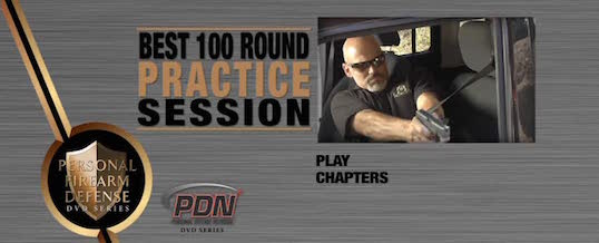 Defensive DVD Review: Best 100-Round Practice Session