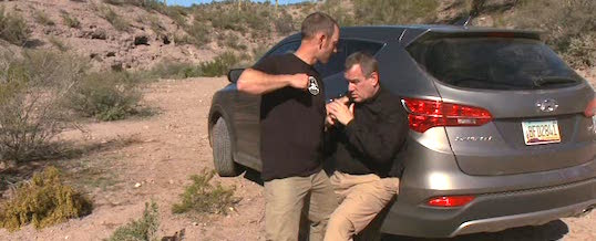 Defensive DVD Review: Surviving The Knockout Game with Cecil Burch