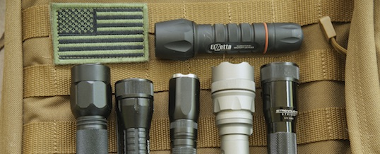 Your defensive flashlight: lithium or alkaline? You might be surprised which one I prefer!