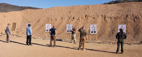 Time is running out to sign up for Threat-Centered Revolver in Arizona!