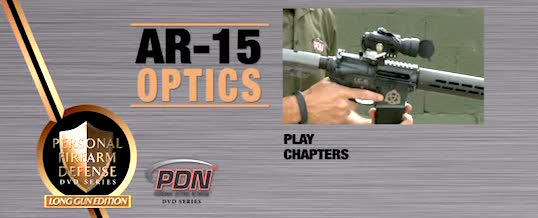 Defensive DVD Review: AR-15 Optics