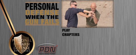 Defensive DVD Review: Personal Defense When The Gun Fails