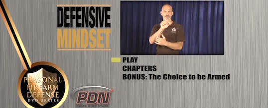 Defensive DVD Review: Defensive Mindset with Rob Pincus