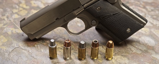 "Defensive Shooting Myths and Misconceptions: ""If I'm limited to 10 rounds, they might as well be .45"""