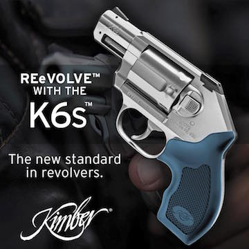 Kimber K6s revolver announcement