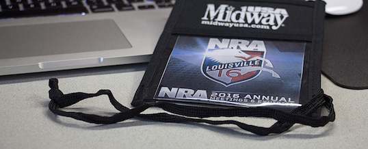 The NRA Show, part two: self defense products