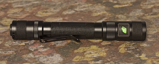Is this the best self defense flashlight yet? FourSevens Quark Smart review
