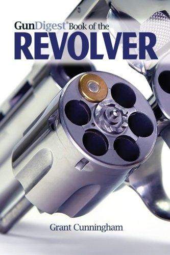 Book Of The Revolver cover