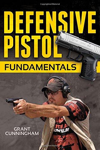 Defensive Pistol Fundamentals cover