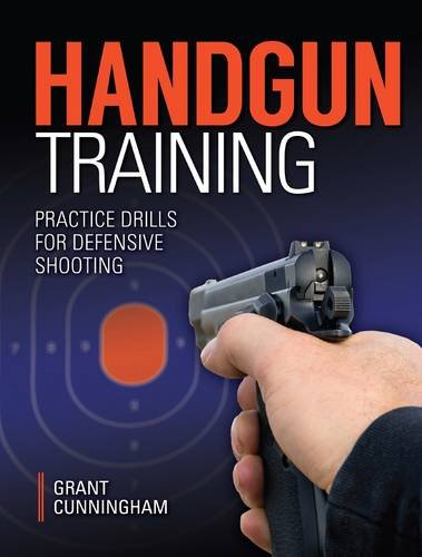 Handgun Training Cover