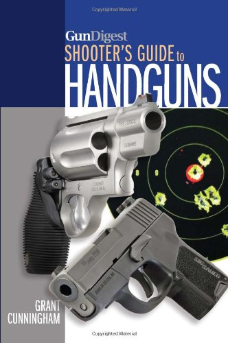Shooters Guide To Handguns cover