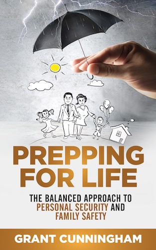 Prepping For Life book cover