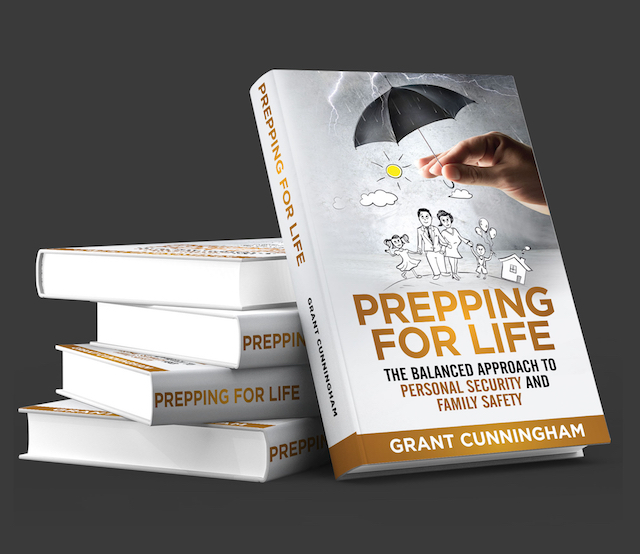 Prepping For Life book