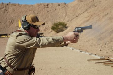 Threat Centered Revolver course in Phoenix