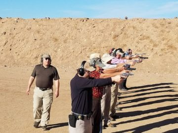 Threat Centered Revolver Class in Phoenix