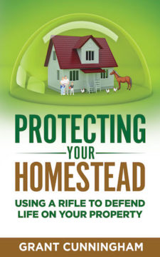 Protecting Your Homestead book cover